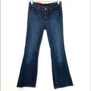 AG Adriano Goldschmied the new legend flared jeans